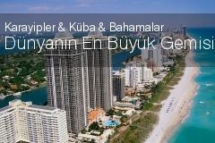Allure Of The Seas ile Doğu Karayipler (Uçaklı Paket)